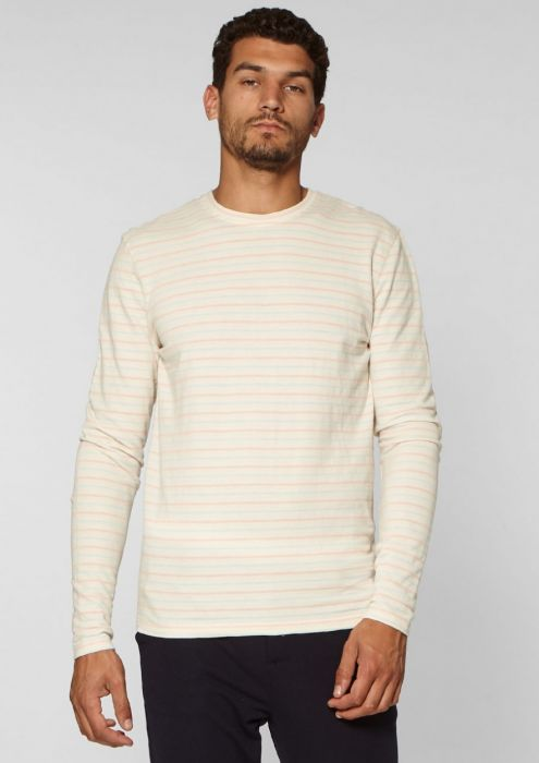TANNER LONGSLEEVE Blue stripes
