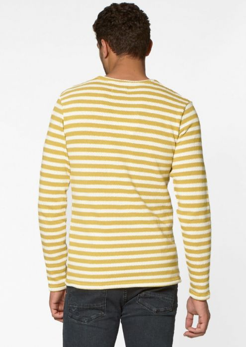 Cesar Longsleeve Young Yellow