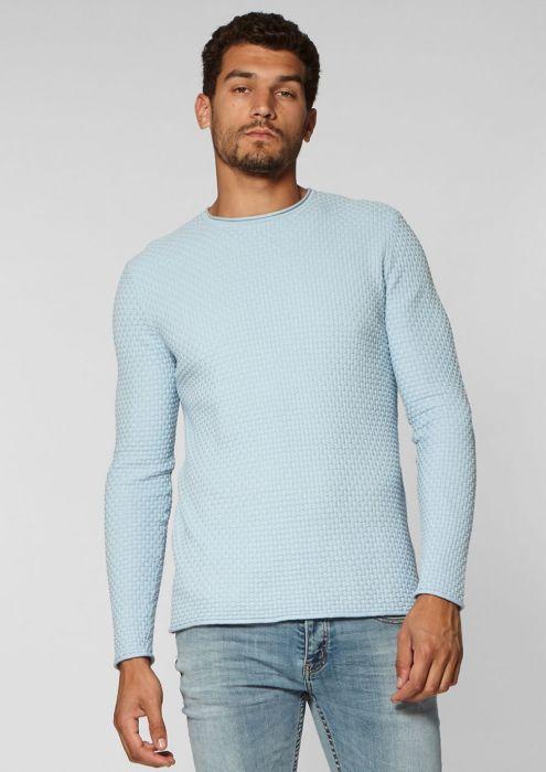Jules Knit Babyish Blue