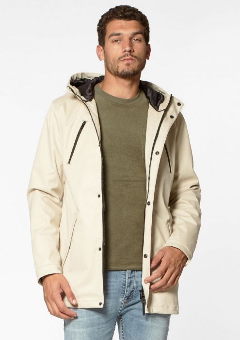 CHESTER JACKET Dune beige