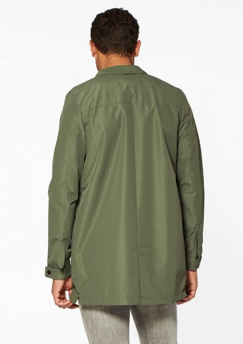 Harrow Jacket Mono moss