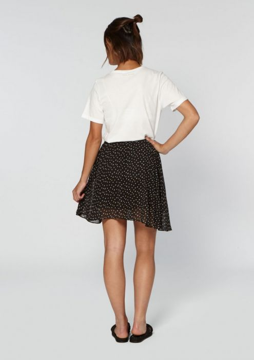 Maja Skirt Dots Moss Army