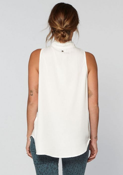 Sil Top White Bleached