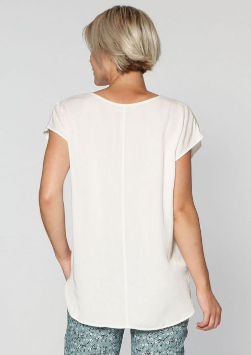 Dena Top White bleached