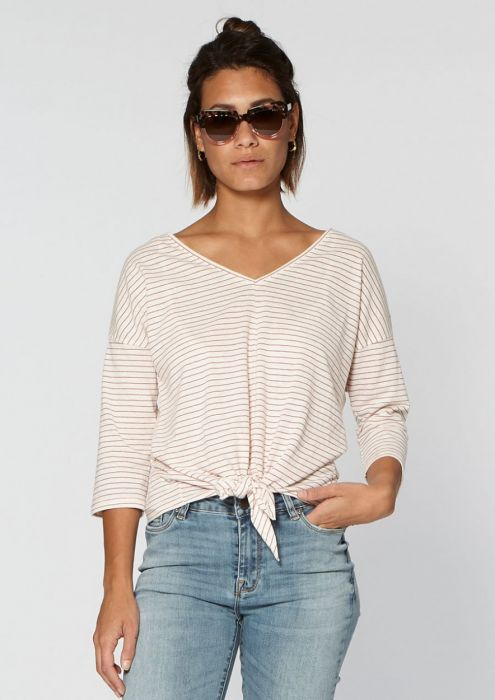 Jacky Top Ruby Pink