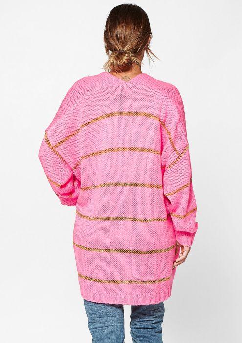 Jamie Cardigan Pink Please