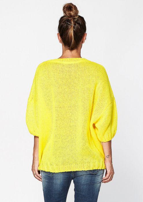 Jessie Knit Fresh Lemon