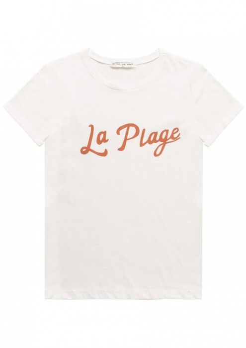 Girls Paradise Tee La Plage