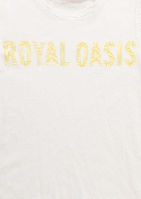 Girls Paradise Tee Royal Oasis