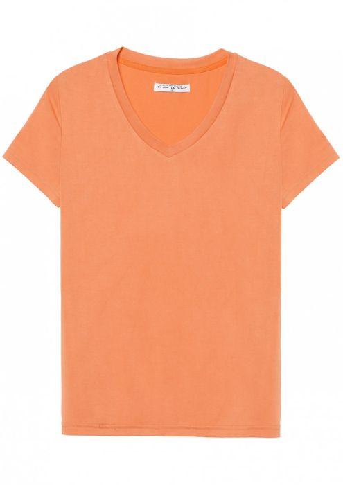 Girls Monica T-shirt Oranje
