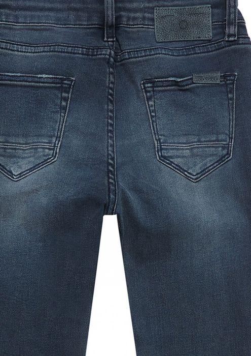 Girls Poppy Used Grey - Skinny Fit
