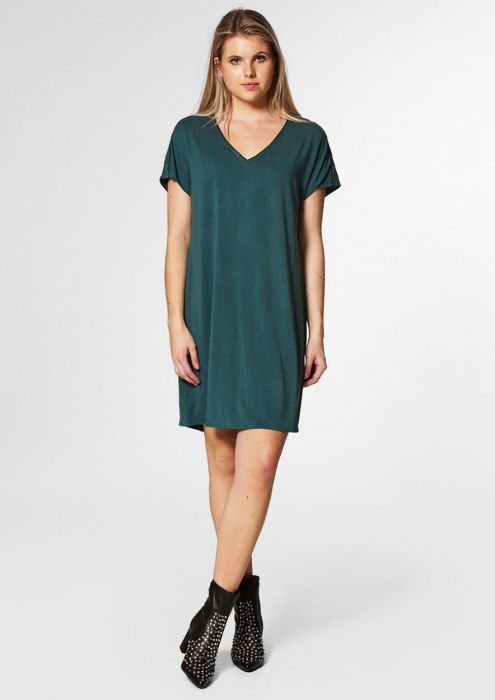 Juda Dress Faded Sea