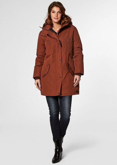 Vermont Jacket Rusty Brown