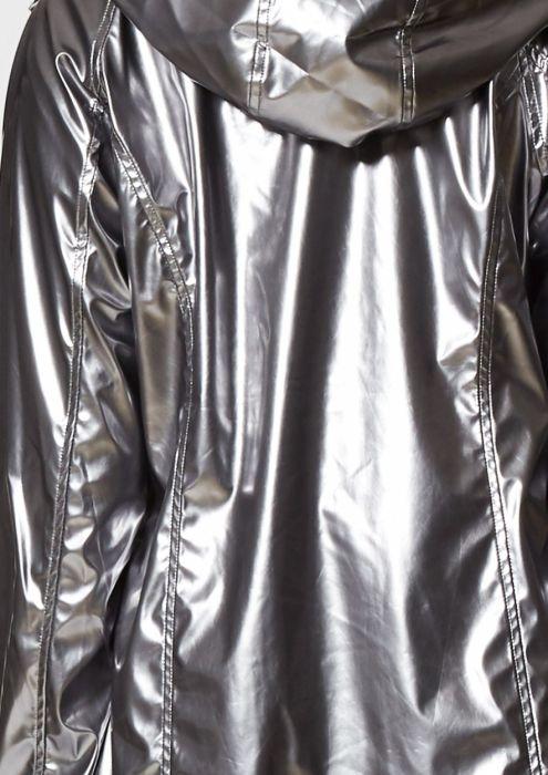 Blake Raincoat Dark Silver