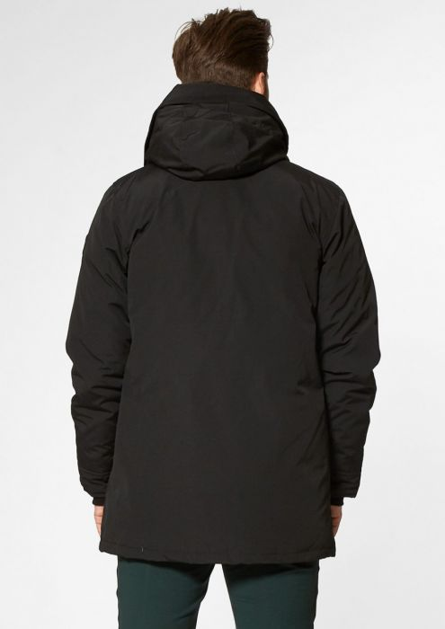 Vancouver Jacket Black Ink