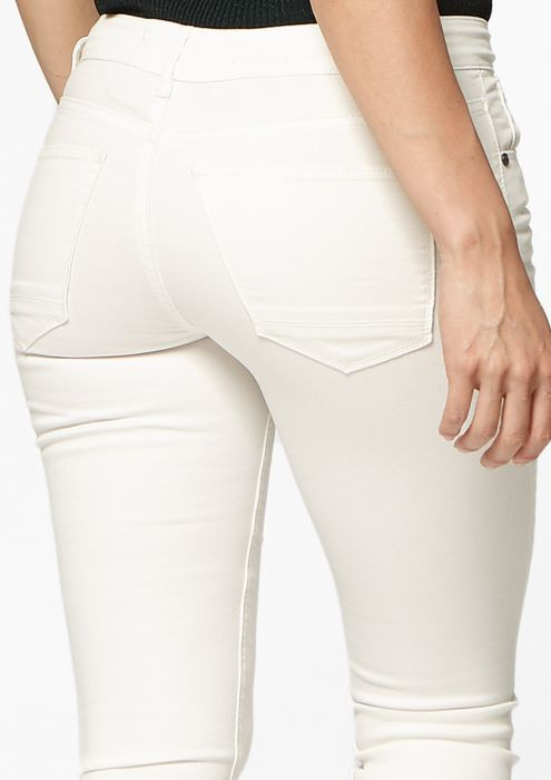 Lizzy Flare Off White - Flared
