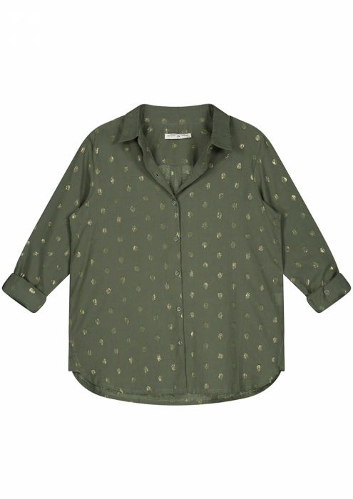 GIRLS KIKI Blouse Seaweed