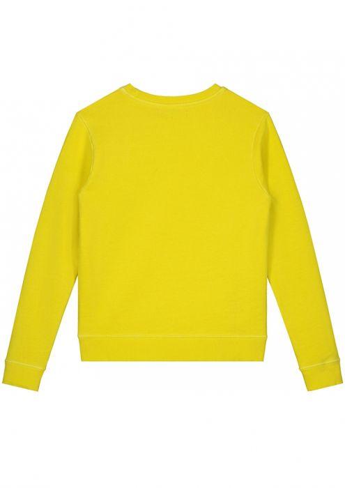 Girls Sue Sweat Yellow Sun