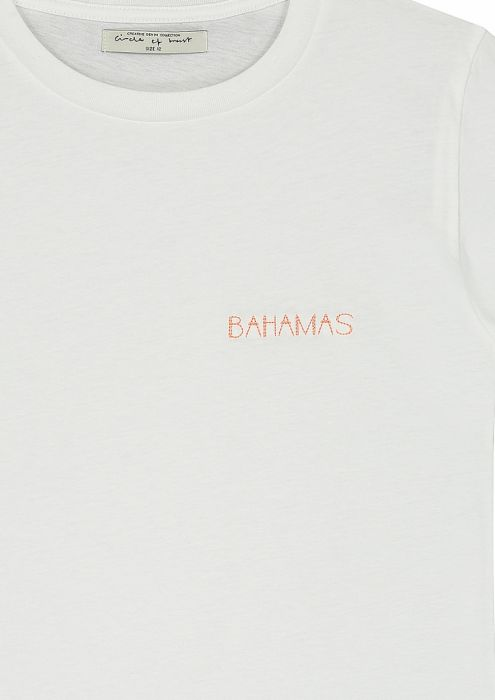 Girls Rosa Tee Bahamas