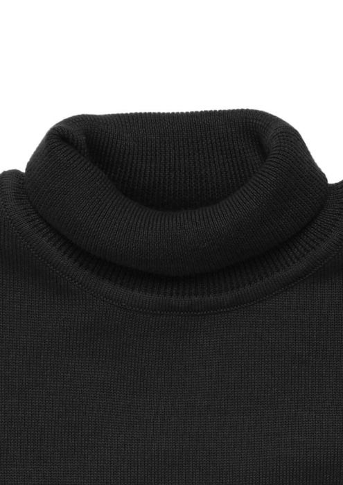 Boys Stewart Knit Black Ink