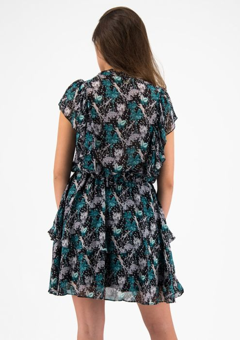 Pinny Dress Jungle