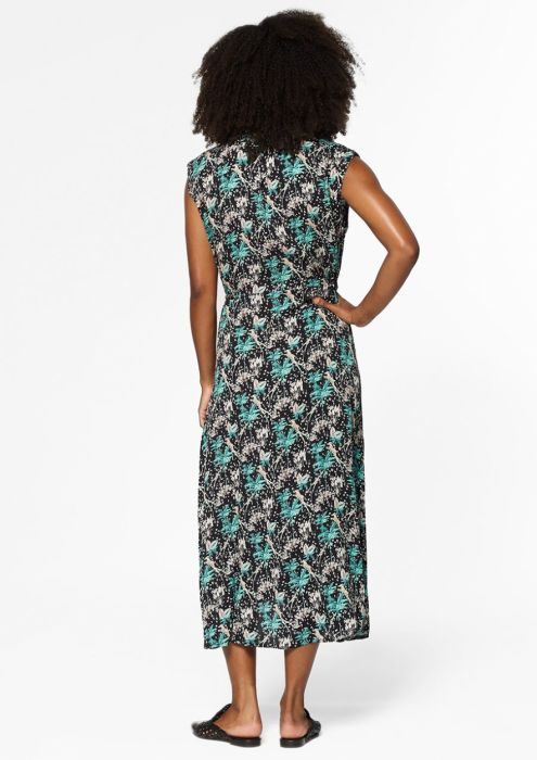 Leah Dress Jungle