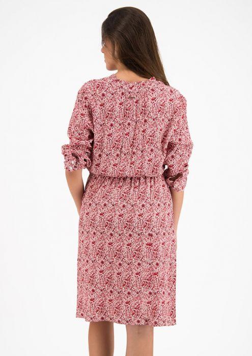 Marlin Jurk met All-Over Floral Print