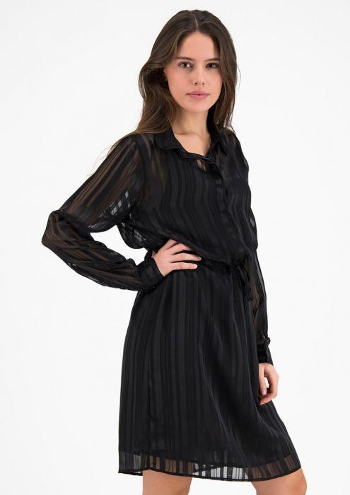 Ivy Dress Black