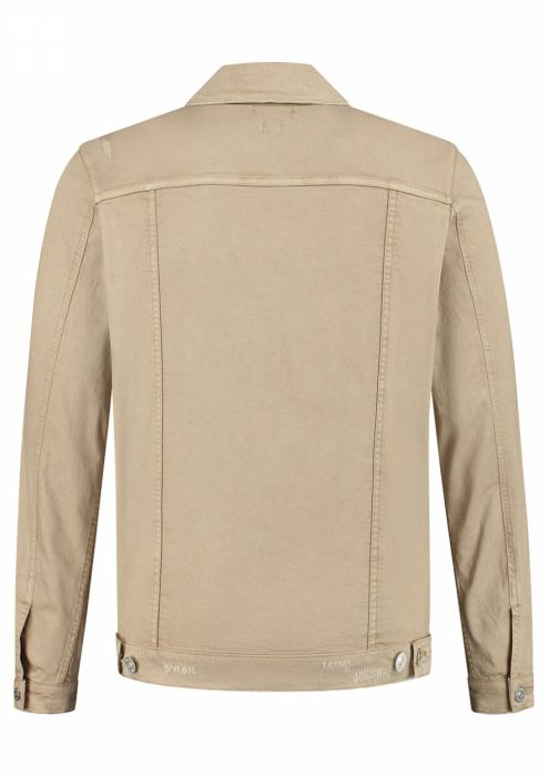 Idol Denim jacket Coastal Beige