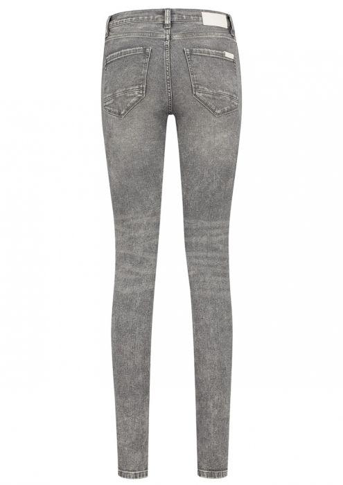 Pippa Crunchy Grey - High Rise Skinny Fit