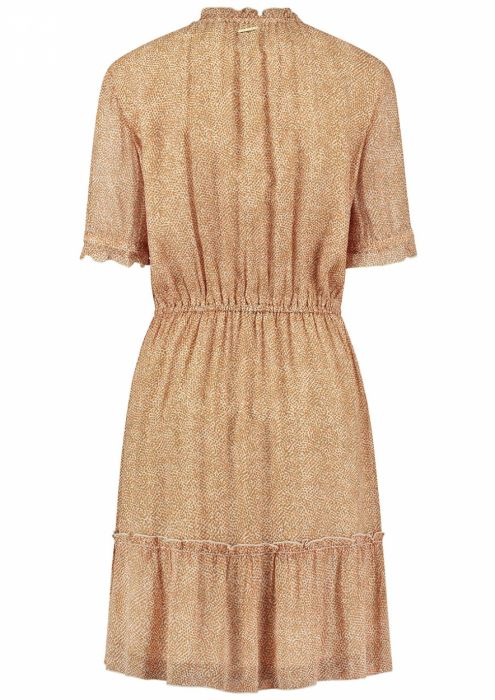 Loua Dress Safari Dot