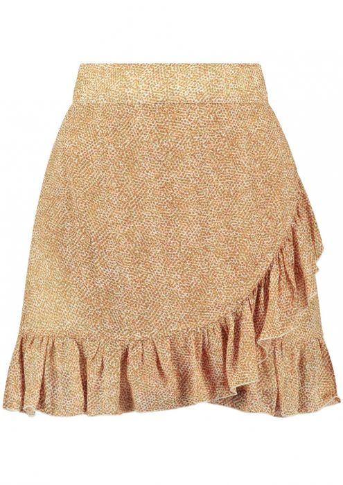 Bailey Skirt Safari Dots