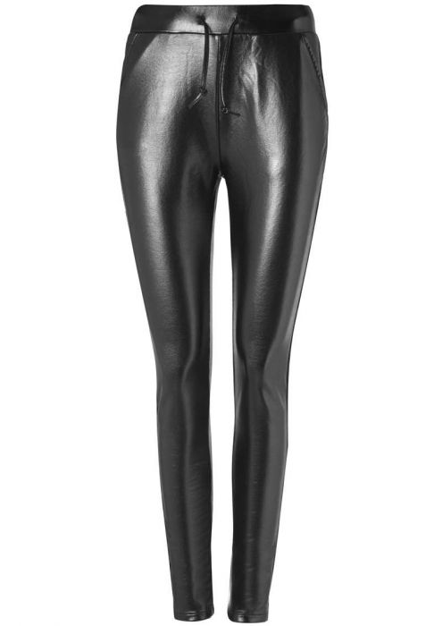 Robyn Jogg Jet Black Metallic