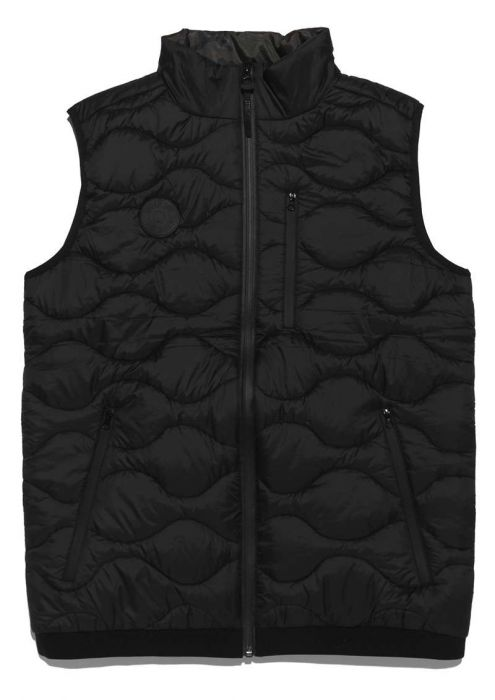 Mitch Bodywarmer Black Ink