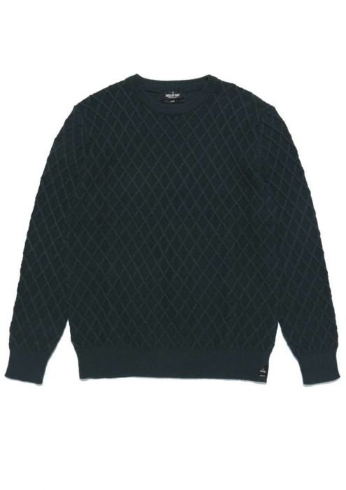 Magnus Knit Dark Moss