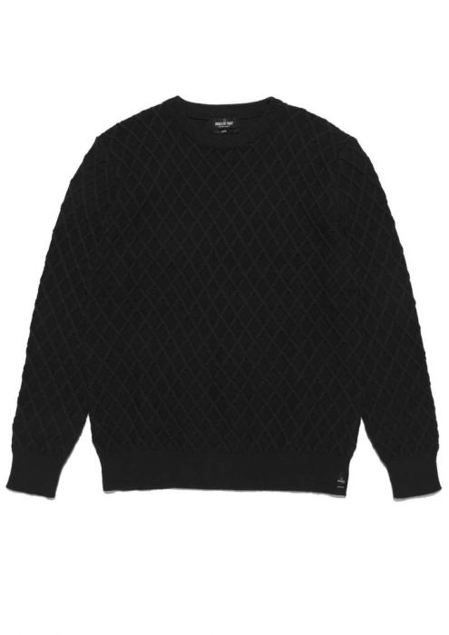 Magnus Knit Black Ink