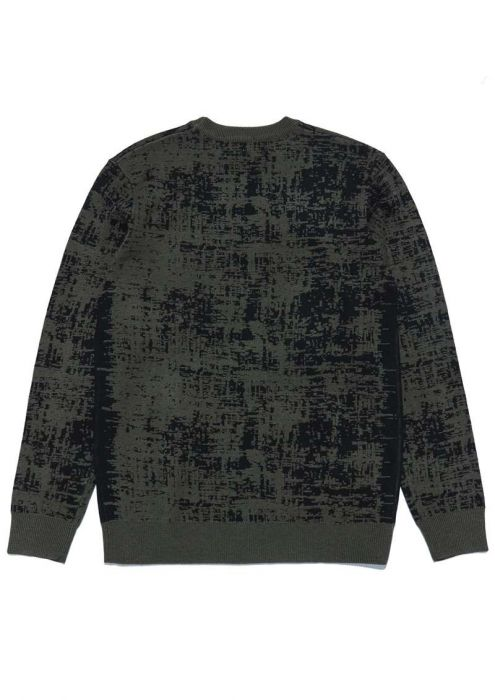 Asger Knit Antique Olive