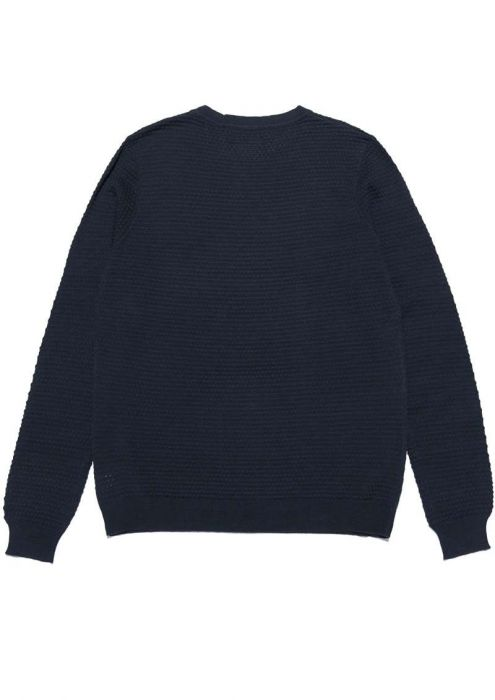 Asher Knit Bullet Blue