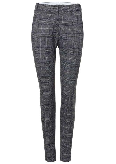 Aggy Pants Grey Melange