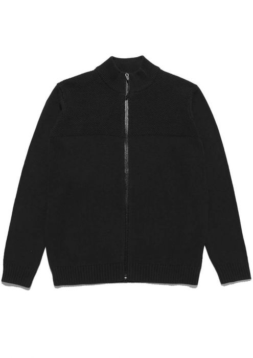 Kenton Vest Black Ink