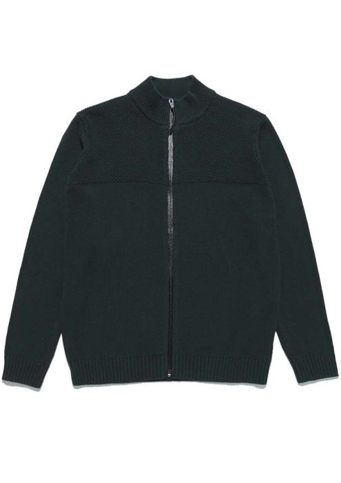 Kenton Vest Green Shadow