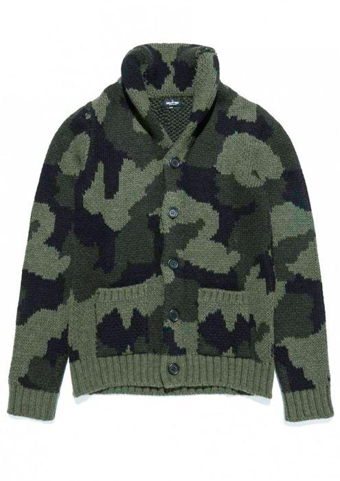 Heston Vest Camo