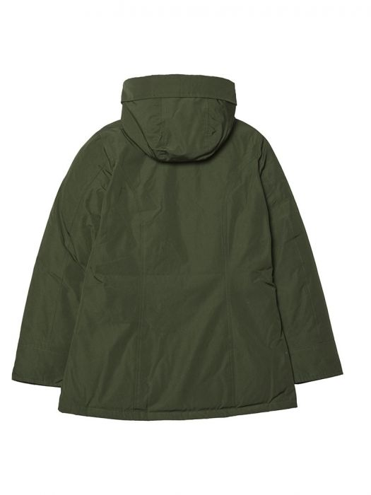 Alaska Jacket No Fur Pitch Green
