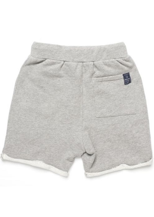 Boys Tyler Short Grey Melange