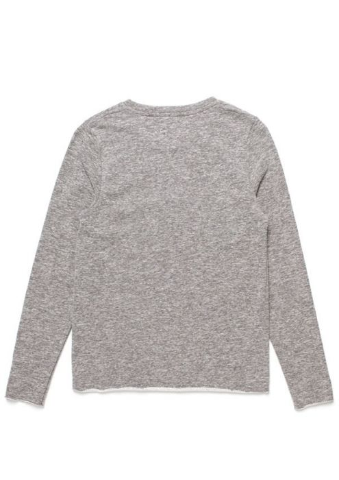 Boys Clint Sweat Grey Melange