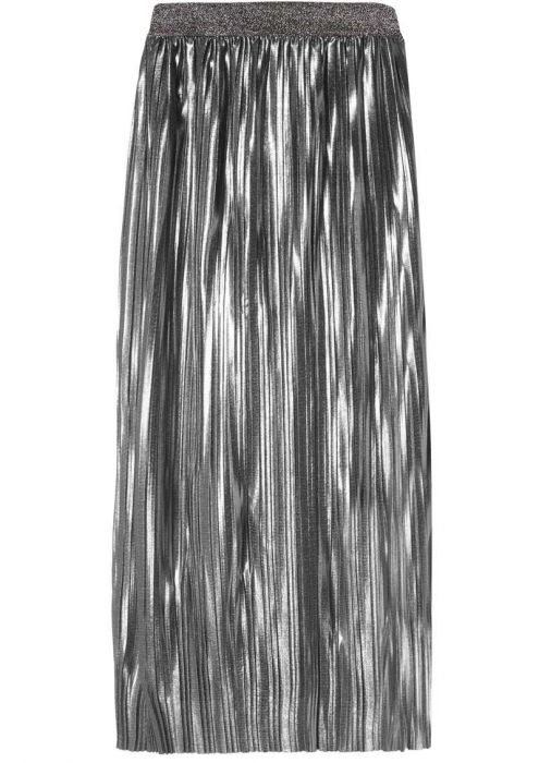 Abony Skirt Silver Metallic