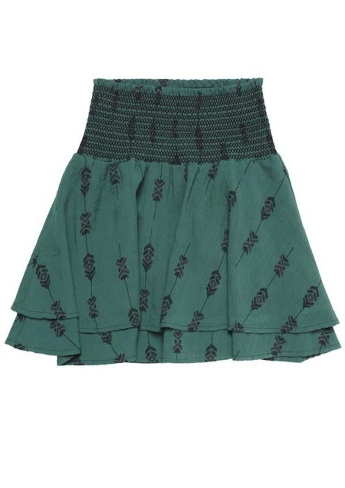 Girls Ana Skirt New Army