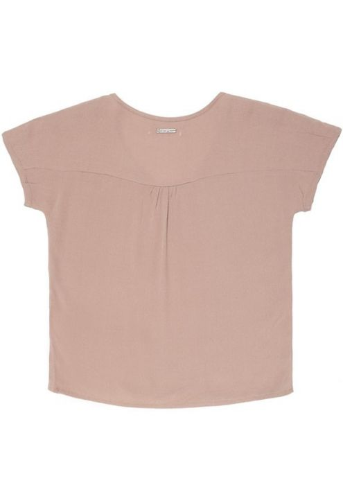 Girls Boho Beach Tee Blush
