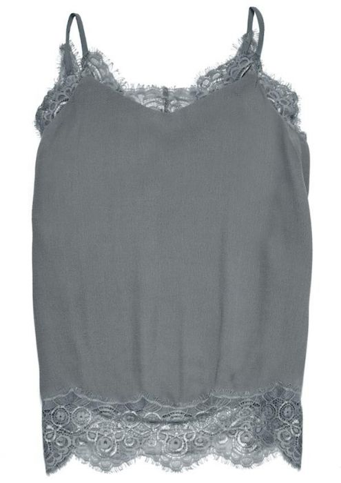 Girls Grace Top Aluminum