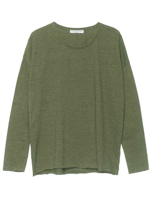 Moon Longsleeve Grape Green
